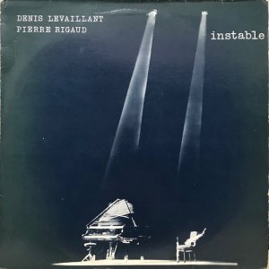 Denis Levaillant / Instable (LP)