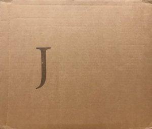José Luis Castillejo / The Book Of J's (LP+BOOK)
