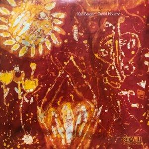 Karl Berger, David Holland / All Kinds of Time (LP)