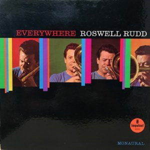 Roswell Rudd / Everywhere (LP)