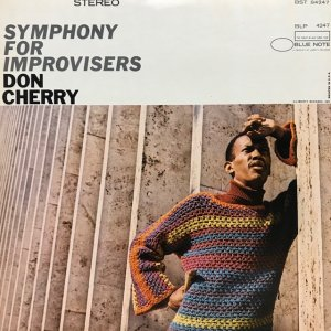 Don Cherry / Symphony For Improvisers (LP)