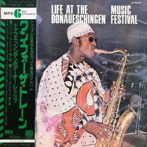 Archie Shepp / Life At The Donaueschingen (LP)