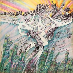 Richard Davis / Muses For Richard Davis (LP)