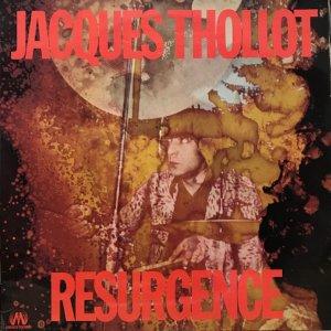 Jacques Thollot / Résurgence (LP)