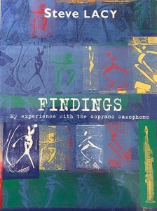 Steve Lacy / Findings (BOOK+2CD)
