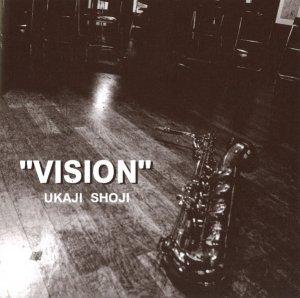 Ukaji Shoji / Vision (CD)