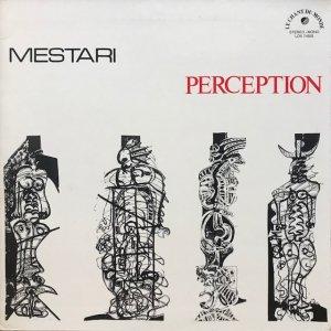 Perception / Mestari (LP)