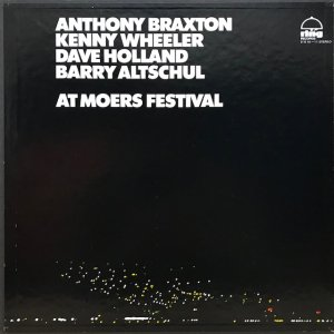 Anthony Braxton / At Moers Festival (2LP BOX)