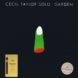 Cecil Taylor / Garden (2LP)