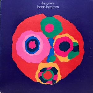 Borah Bergman / Discovery (LP)