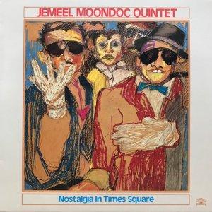 Jemeel Moondoc Quintet / Nostalgia In Times Square (LP)