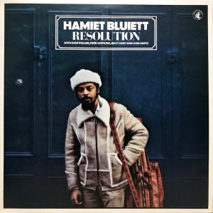 Hamiet Bluiett / Resolution (LP)