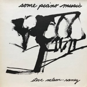 Steve Nelson-Raney / Some Piano Music (LP)