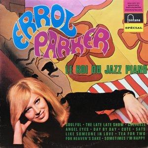 Errol Parker / Le Roi Du Jazz Piano (LP)