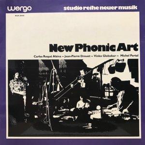 New Phonic Art / Begegnung In Baden-Baden (LP)