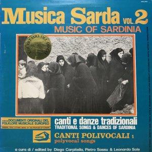 V.A. / Musica Sarda Vol.2 (LP)