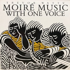 Trevor Watts / With One Voice (LP)