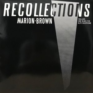 Marion Brown / Recollections (LP)