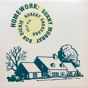 Sunny Murray / Homework (LP)