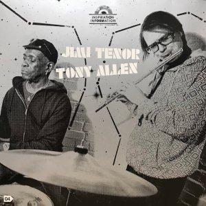 Jimi Tenor, Tony Allen / Inspiration Information (2LP)