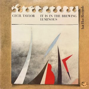 Cecil Taylor / It Is In The Brewing Luminous (2LP)