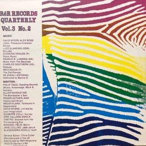 V.A. / RēR Records Quarterly Vol. 3 No. 2 (LP)