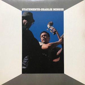 Charlie Mingus / Statements (LP)