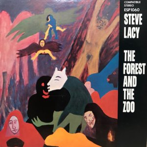 Steve Lacy / The Forest And The Zoo (LP)