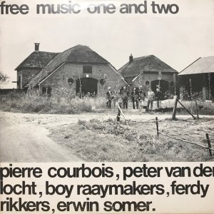 Free Music Quintet / Free Music One And Two (LP)