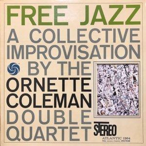 Ornette Coleman / Free Jazz (LP)