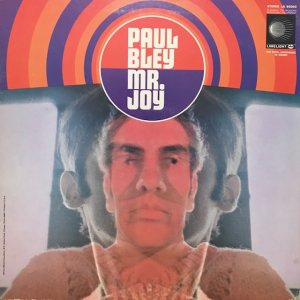 Paul Bley / Mr. Joy (LP)