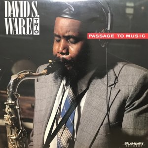 David S. Ware / Passage to Music (LP)