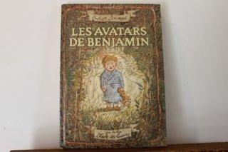 児童書 LES AVATARS DE BENJAMIN