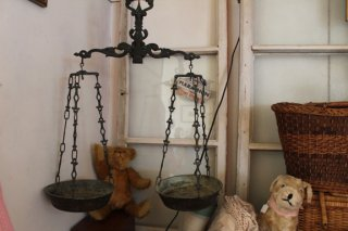 銅製 吊り下げ 天秤