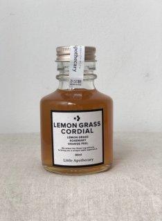 Little Apothecary レモングラスコーディアル