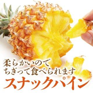 【送料無料】【西表島直送】完熟!スナックパイン2.5kg
