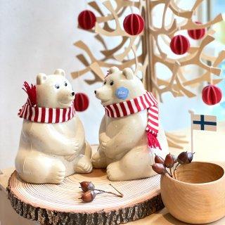 シロクマ貯金箱2021 /polar bear