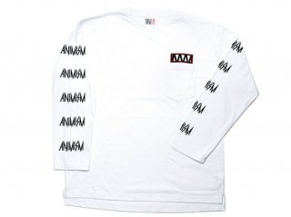 【SOLD OUT】ANIMISM LONG SLEEVE TEE