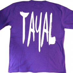 【SOLD OUT】PURPLE LONG SLEEVE TEE