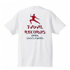 ※受注生産商品※TAYAL RECORDS TEE