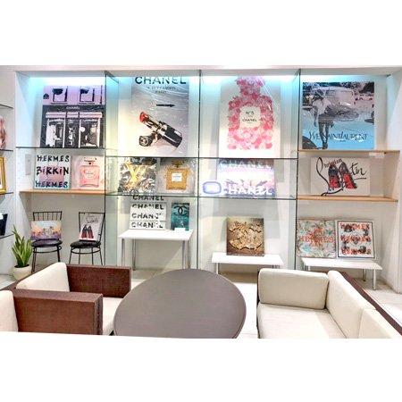 【ギフトにおすすめ】アモアアート(AMOUR ART)HAPPY SAFARI【AA0137A】30.48cm ×30.48cm