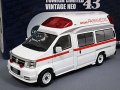 トミカリミテッドヴィンテージNEO43 LV-N43-01a 日産パラメディック高規格救急車(カタログ撮影車仕様)