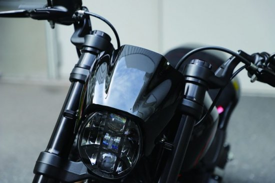 ハーレー FXDR114 パーツ 55mmハンドルアップキット