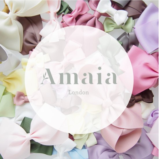 Amaia Kids - Hairbow (38colors / 5 types)