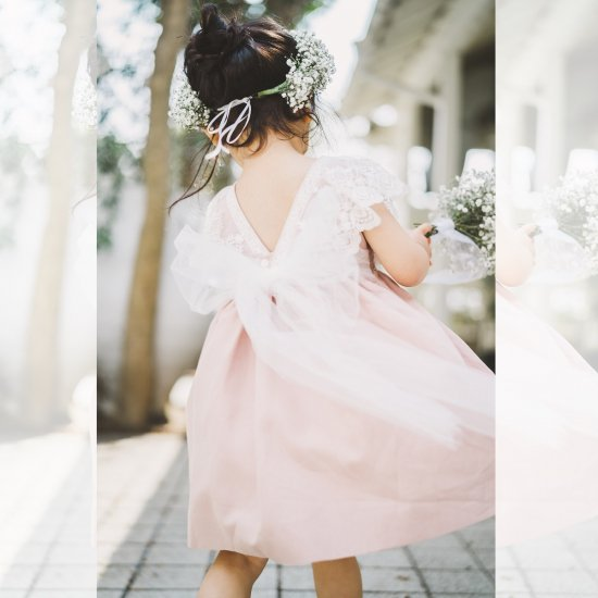 Amaia Kids - Lea dress (Order)