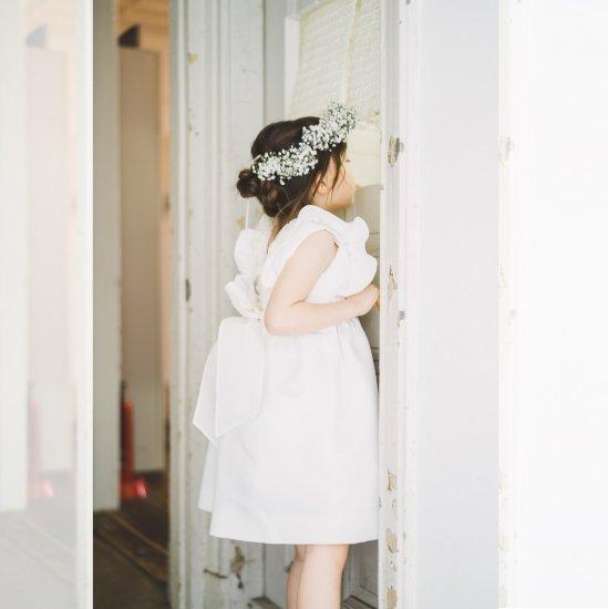 Amaia Kids - Snowdrop dress (Order)