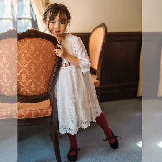 <img class='new_mark_img1' src='https://img.shop-pro.jp/img/new/icons14.gif' style='border:none;display:inline;margin:0px;padding:0px;width:auto;' />Amaia Kids - Diane dress (即納分)