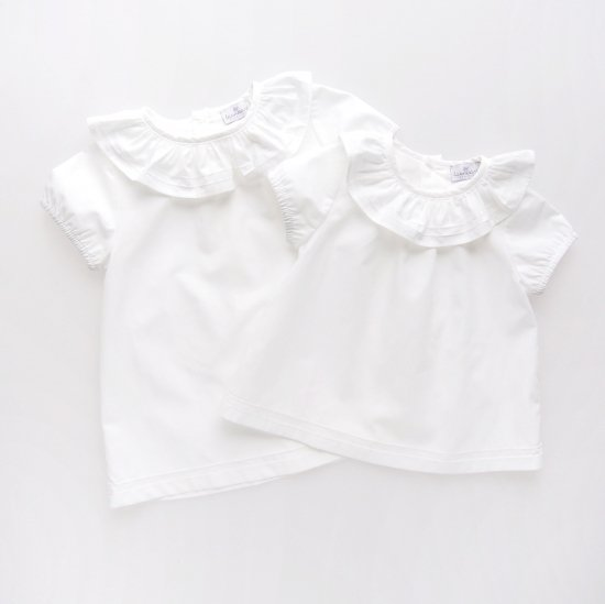 Laivicar / baby lai - Frill collar blouse