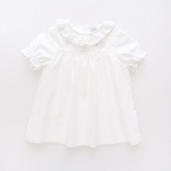 6m only! - Laivicar / baby lai - Scalloped collar blouse