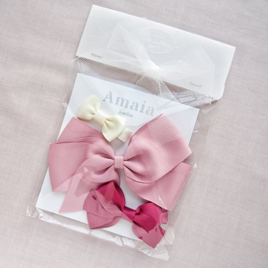 Amaia Kids Hairbow専用 Easy Gift Wrapping